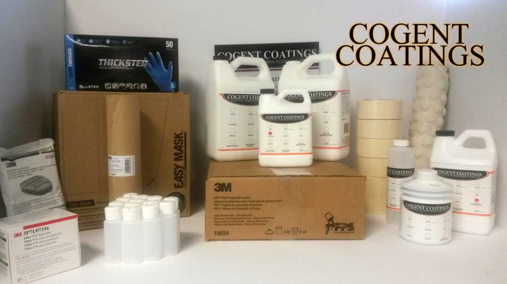 Cogent Coatings Products