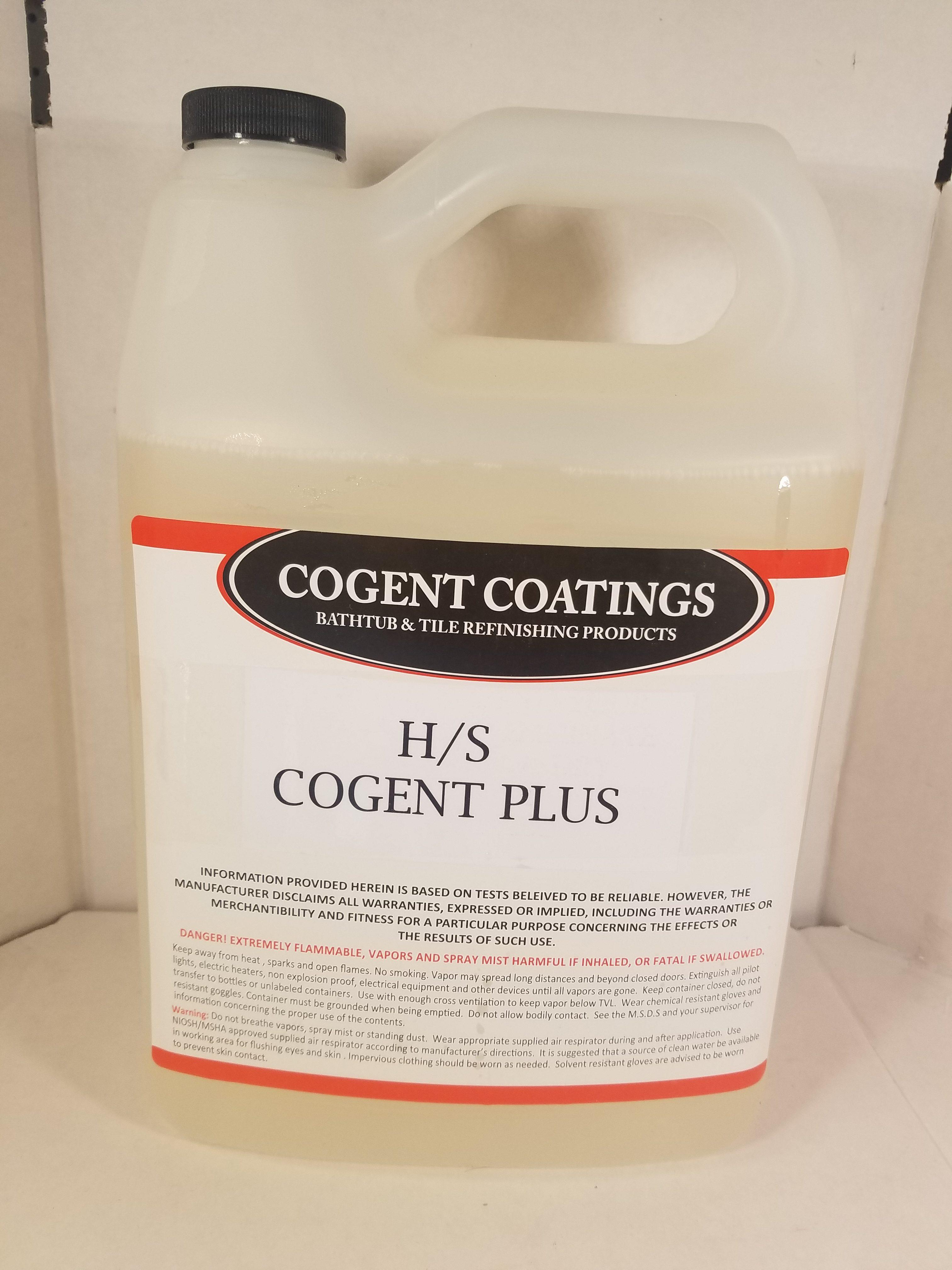 1502399687323125837221   COGENT COATINGS Bathtub Refinishing Products