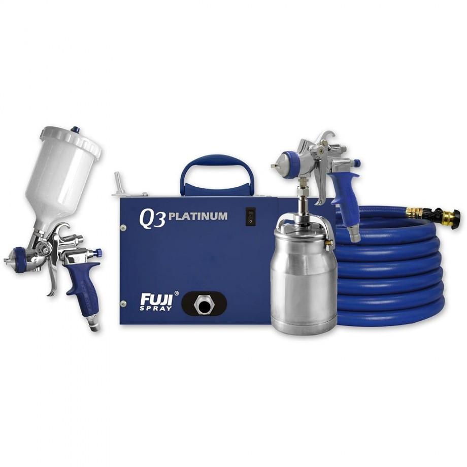 Fuji Spray Q3 PLATINUM™ T75 Quiet System   COGENT COATINGS Bathtub ...